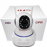 PSI ROBOT กล้อง WIFI IP CAMERA SECURITY HD รุ่น ROBOT (ไม่รวมเมมโมรี่ / ไม่รวมเซ็นเซอร์)**4 ตัวสุดท้ายครับ