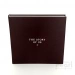 """อัลบั้ม 100 รูป (4x6"""") Minimal - The story of us"""