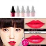 **พร้อมส่ง**RiRe Lip Manicure High Fix 3.7g เบอร์ 03 Deep Plum ลิปเนื้อแมตท์ แบบกันน้ำ ติดทนนานลิปจูบไม่หลุดเนื้อแมทจากเกาหลี สีสดสวย ทาแล้วปากไม่ดำ