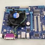 intel Pentium G2010 + GA-H61M-S2P