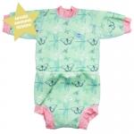 พร้อมส่ง Splashabout Happy Nappy wetsuit Dragonfly