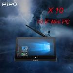 PiPO X10 Mini PC Windows10 ลิขสิทธิ์ จอ 10.8นิ้ว Ram 4GB ,Rom 64GB แบต10000mAh