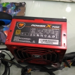 COUGAR 700W POWERX (80+BRONZE )