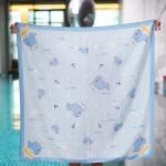 ผ้าพันคอ ลายลายปลาวาฬ - Whale