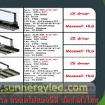 Led Multi-function light Series E 3030 48pcs Bridgelux 24pcs XTE 24pcs MAX to 1000W