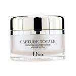 **พร้อมส่ง**ขนาดทดลอง Christian Dior Capture Totale Cream Multi - Perfection 15 ml. ครีมบำรุงลดเลือนริ้วรอยแห่งวัย ได้ครบทุกประการ สูตรเนื้อครีมเข้มข้น ช่วยให้ผิวเนียนเรียบและกระชับยิ่งขึ้นริ้วรอยเลือนหาย ทั้งยกกระชับ รูขุมขนเล็กลงผิวดูใสขึ้นเนื้อบางเบาที