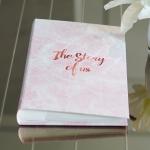 อัลบั้ม 300 รูป The story of us ลายหินอ่อนสีชมพู