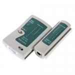 อุปกรณ์ทดสอบสัญญาณสาย Lan/สายโทรศัพท์ Cable Tester