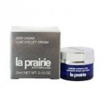 *พร้อมส่ง*La Prairie Skin Caviar Luxe Eye Lift Cream ขนาดทดลอง 3 ml. ครีมบำรุงรอบดวงตาที่สุดแห่งการยกกระชับผิวรอบดวงตาด้วยส่วนผสมอันเลอค่าของสารสกัดที่ได้จากไข่ปลาคาร์เวียและโปรตีนทะเล มุ่งตรงสู่ริ้วรอยแห่งวัยทั้งเจ็ดประการบนผิวบอบบาง รอบดวงตา ไม่ว่าจะเป็