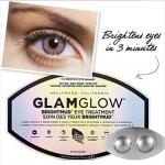 **พร้อมส่ง**Glamglow Brightmud Eye Treatment 1g. มาส์กตาที่โด่งดังมาในต่างประเทศ ว่ากันว่าดีที่สุด ได้ผลจริง ช่วยลดรอยคล้ำ รอบดวงตา กระตุ้นการไหลเวียนของโลหิตและช่วยลดความเหนื่อนล้าของผิวบริเวณรอบดวงตา ช่วยเพิ่มความชุ่มชื้นทำให้ผิวที่แห้งเหี่ยวกลับมาเรีย