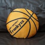 หมอนลายลูกบาส Basketball