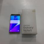 SAMSUNG Note5 64GB. เปลี่ยนจอ แบตฯใหม่ ประกันศูนย์