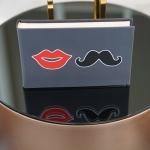 อัลบั้มจุ 50 รูป Lips & Moustache