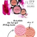 **พร้อมส่ง**Ingrid HD Beauty Innovation Blush On ปัดแก้มแบรนด์ดัง มาตรฐานยุโรป จากโปแลนด์ make up ตระกูล HD สามารถกระจายการสะท้อนกลับของแสงช่วยอำพรางริ้วรอย หรือจุดบกพร่องบนใบหน้าให้แลดูเนียนใส พร้อมสีสวยสดงดงาม เหนือกว่าบลัชออนทั่วไป เนื้อละเอียด สีสวย ป