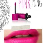 **พร้อมส่ง**Bourjois Rouge Edition Velvet # 06 Pink Pong ลิควิดลิปสติกเนื้อแมท เนื้อลิปเข้มข้น แอบคล้ายตัวฮิตของยี่ห้อ Lime Crime น้ำหนักเบา ไม่หนักปาก ให้สีเด่นชัด กลบสีได้เป็นอย่างดี ติดทนไม่ว่าจะผ่านมื้ออาหารมากี่มื้อ น้ำเปล่าลบไม่ออกนะจ๊ ,