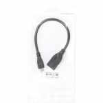 Cable OTG for Tablet (micro USB) Black