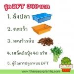 ชุดปลูกผักไฮโดรระบบ DFT ชุดเล็ก (ระบบน้ำนิ่ง) -- ฟรีค่าส่ง ปณ-ธรรมดา