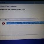 วิธีการทำการตั้งค่า GPT Harddisk Notebook K455LF-0639265483 แก้ติดตั้ง WINDOWS 8.1 ไป 90% แล้ว Error