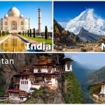 ทัวร์อินเดีย เนปาล ภูฏาน