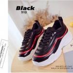 รองเท้าผ้าใบ Style Nike Air Max (สีดำ)