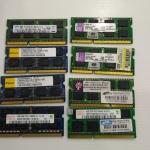 แรมโน้ตบุ๊ค 4GB. DDR-3 1333 มือสอง