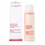 *พร้อมส่ง*CLARINS Renew Plus Body Serum 200ml. เซรั่มบำรุงผิวกายชนิดแรกของ Clarins ที่ช่วยผลัดเซลล์ผิว เผยผิวเนียนกระจ่างใสของผิวเกิดใหม่ Clarins Renew-Plus Body Serum มอบการบำรุงอย่างล้ำลึก ด้วยส่วนผสมจาด Pre-Ratinal วิตามิน A บริสุทธิ์ พร้อมขจัดเซลล์ผิว