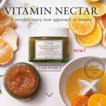 **พร้อมส่ง**Fresh Vitamin Nectar Vibrancy-Boosting Face Mask 100ml. มาส์กที่สรรค์สร้างด้วยนวัตกรรมใหม่ที่จะช่วยฟื้นฟูสภาพผิว ลดสัญญาณความเหนื่อยล้า และเผยผิวใหม่ด้วย Vitamin Nectar ที่มีส่วนประกอบจากเนื้อผลไม้แท้ๆ ถึง 50% อาทิ เนื้อส้ม มะนาว และส้มคลีเมนไ