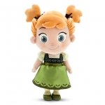 Toddler Anna Plush Doll - Small - 13'' - Frozen