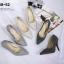 รองเท้าคัทชูผ้าลอนกลิตเตอร์ (สีเทา) thumbnail 12