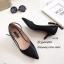 รองเท้าคัทชูซาฟีโน่แต่งสายรัด (สีทอง) thumbnail 5