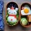 (พรีออเดอร์) กล่องข้าวไม้ กล่องข้าวญีปุ่น เบนโตะ กล่องห่ออาหารกลางวัน ไม้แท้ ลายสวย ปลอดภัย ทรงเม็ดถั่ว สองชั้น สีบีช thumbnail 6
