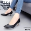 รองเท้าคัทชูหุ้มส้น (สีดำ) thumbnail 5
