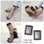 รองเท้าคัทชูทรงหน้าวี Style Tod (สีดำ) thumbnail 11