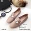รองเท้าคัทชูหนังนิ่ม Style Hermes (สีดำ) thumbnail 5