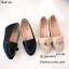 รองเท้าคัทชุหนังนิ่มแต่งชาย (สีดำ) thumbnail 6