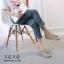 รองเท้าคัทชูแต่งพู่ (สีขาว) thumbnail 4