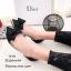 รองเท้าคัทชูพียูใส (สีครีม) thumbnail 6