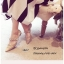 รองเท้าคัทชูซาติน Style MIUMIU (สีดำ) thumbnail 7