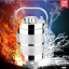 Pre-order ปิ่นโตเก็บความร้อนสแตนเลสระบบสูญญากาศ สีเงิน ขนาดบรรจุ 1.6 ลิตร thumbnail 1