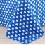 (Pre-order) ชุดผ้าปูที่นอน ปลอกหมอน ปลอกผ้าห่ม ผ้าคลุมเตียง ผ้าโพลีเอสเตอร์พิมพ์ลายการ์ตูนแฟนซีลายเส้นสีฟ้าขาว thumbnail 5