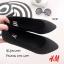 รองเท้าส้นแบนสไตล์ HM (สีครีม) thumbnail 3