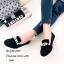 รองเท้า Loafer Style MIUMIU (สีเทา) thumbnail 8