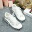 รองเท้า MIUMIU Sneakers Hi-End Grade (สีขาว) thumbnail 1