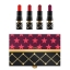 **พร้อมส่ง**M.A.C Nutcracker Sweet Red Lipstick Kit ชุดมินินิลิปสติกโทนสีแดงคลาสสิคผสมความเซ็กซี่มีรสนิยม 4 เฉดสี ที่ร้อยเรียงสีแคนดี้โทนแดงสุดเย้ายวน ชวนหลงมาพร้อมกับแพคเกจจิ้งสุดหวือหวาในแบบที่คุณไม่เคยเจอที่ไหนมาก่อน สนุกได้อย่างไร้ขีดจำกัด , thumbnail 1