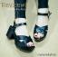 พร้อมส่ง : รองเท้าแฟชั่น Style Nanda Shoes (สีดำ) thumbnail 1