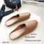 รองเท้า Slipper ทรงเปิดส้น (สีครีม) thumbnail 7