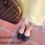 รองเท้าคัทชูส้นแบน Style Chanel (ชมพู) thumbnail 7