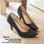 พร้อมส่ง : รองเท้าคัทชู Zara หัวทอง (สีดำ) thumbnail 1