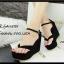 รองเท้าส้นเตารีดแบบคีบ (สีดำ) thumbnail 3