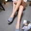 รองเท้า Chanel Espadrilles รุ่นเปิดส้น (สียีนส์) thumbnail 3